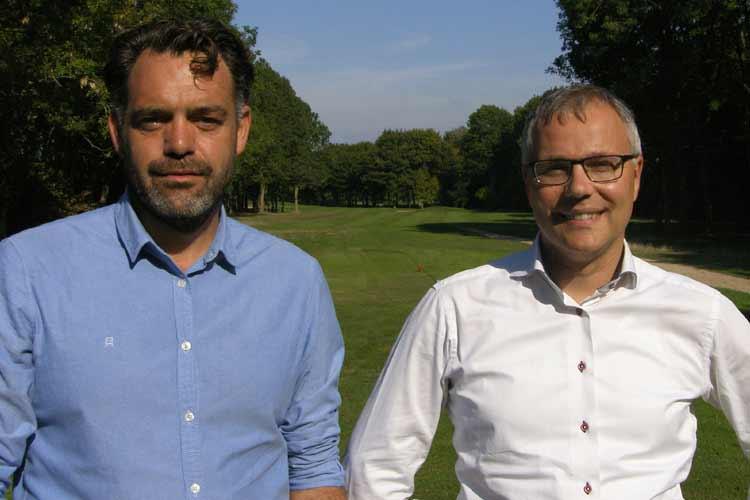 Harro Willemsen en Arjo Bunnik