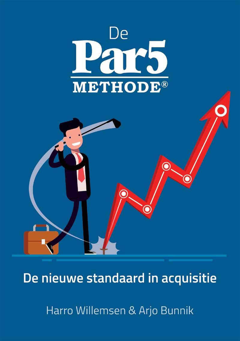 De Par5 methode Boekomslag