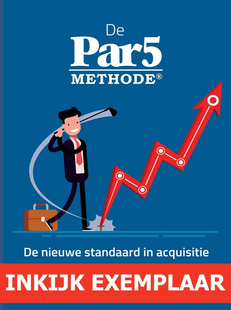 Inkijk exemplaar van de Par5 methode