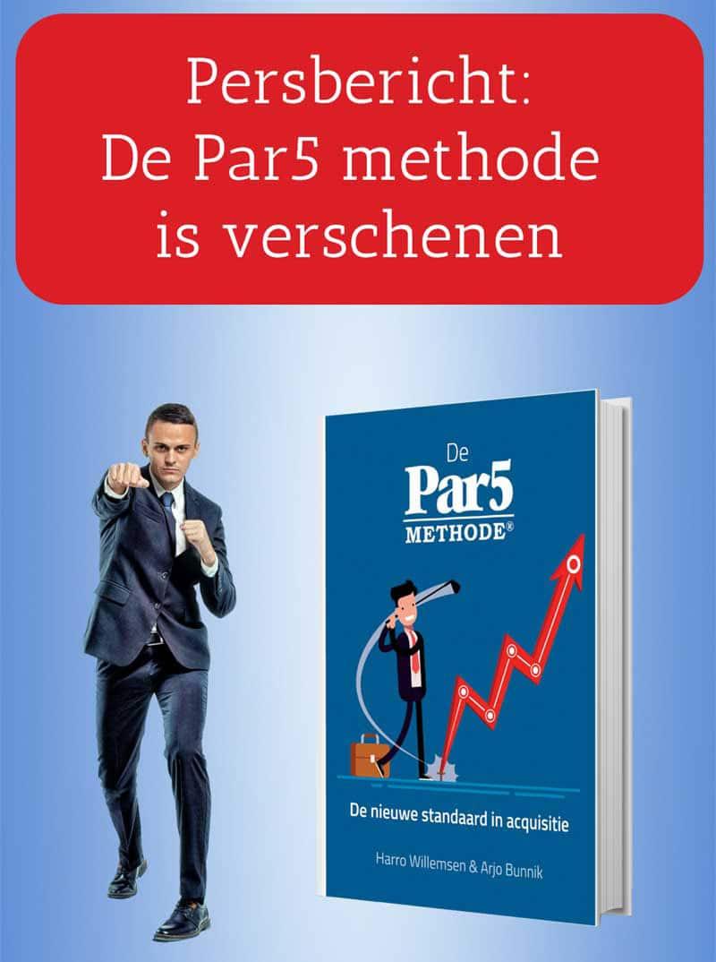 Persbericht van de Par5 methode