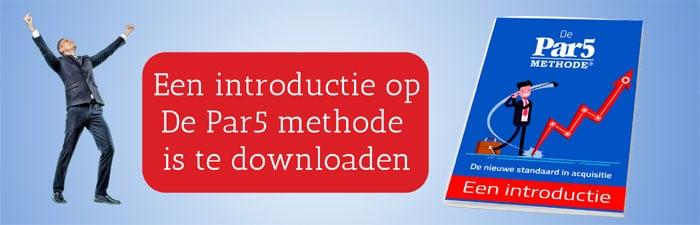 Een introductie van De Par5 methode downloaden