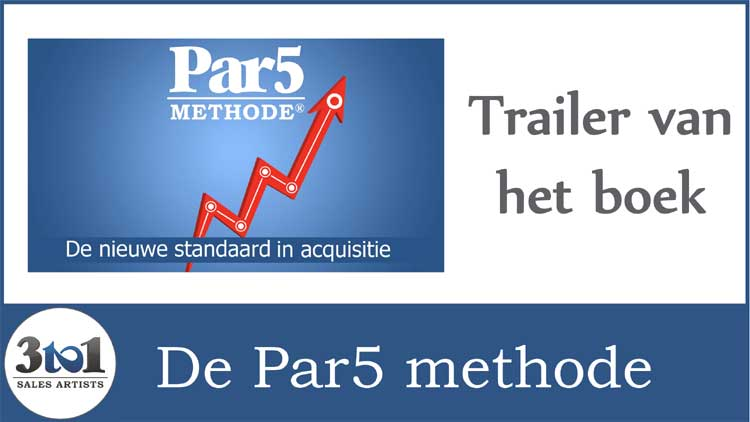Trailer van het boek de Par5 methode