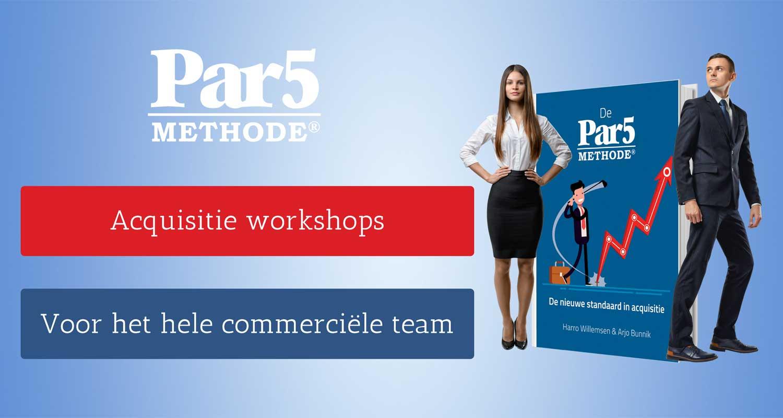 Acquisitie workshop